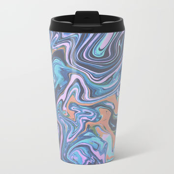 Party Crasher Metal Travel Mug by DuckyB