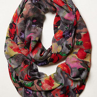 Painterly Infinity Scarf