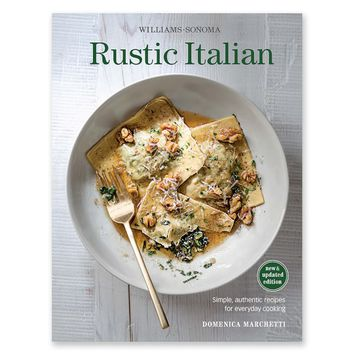 Williams Sonoma Rustic Italian Cookbook