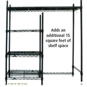 The Shelf Supreme - Adjustable Shelving