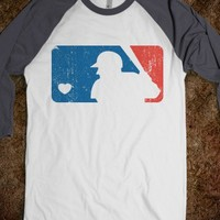 Love Baseball (Vintage) - SportsIsFood