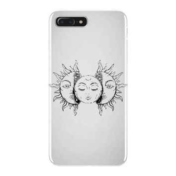 moon and sun iPhone 7 Plus Case