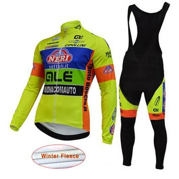 Ropa Ciclismo invierno 2017 men ale cycling clothing Winter Thermal Fleece long sleeve cycling jersey mountain bike clothes G292