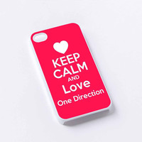keep calm one direction iPhone 4/4S, 5/5S, 5C,6,6plus,and Samsung s3,s4,s5,s6
