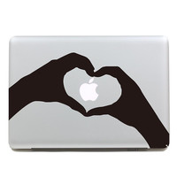macbook decal sticker air decal skin macbook pro sticker decal Loving mac decals sticker mac decals Apple Mac Decal