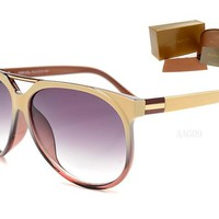 Gucci sunglass AA Classic Aviator Sunglasses, Polarized, 100% UV protection [2974244871]