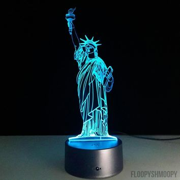 3D Statue Of Oiberty Lamp🔮