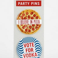 Urban Outfitters - UO Pin - Pack Of 2
