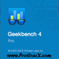 Geekbench 4 Pro Crack Patch & License Key Download