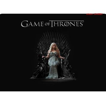 Game of Thrones mouse pad gear mousepads daenerys targaryen gaming mouse pad gamer large personalized pad mouse keyboard pad