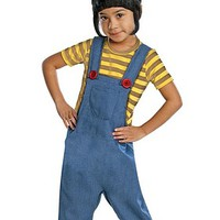 Despicable Me Agnes Girl Costume | Oya Costumes