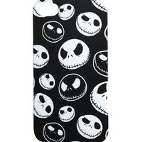 The Nightmare Before Christmas Jack Heads iPhone 5 Case