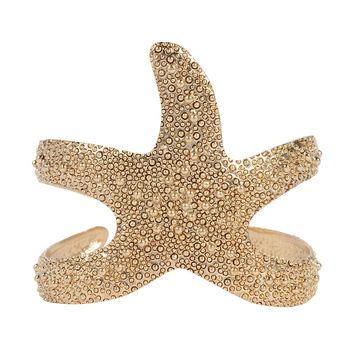 Sugar NY Starfish Crunch Cuff