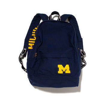 University Of Michigan Campus Backpack From Victoria S Secret
