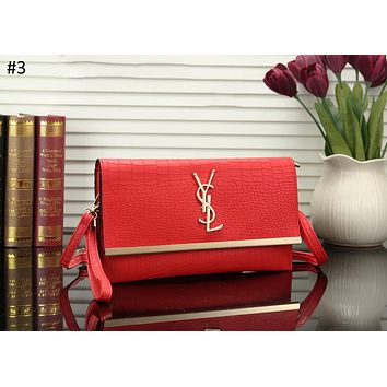 YSL 2018 women's trend new product shoulder bag Messenger bag #3