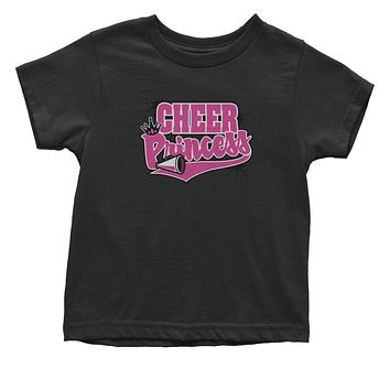 Cheer Princess Toddler T-Shirt