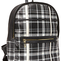 RAD IS PLAID BACKPACK