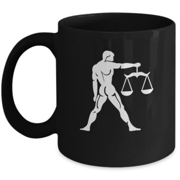Zodiac Signs Coffee Mug - Libra