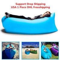 1pcs Siest Fast Infaltable Sleep Bag Lamzac Hangout same as lamzac Lounge Chair Air Sofa sleep bag DHL