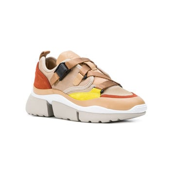 Chloé Sonnie Sneakers - ShopBAZAAR