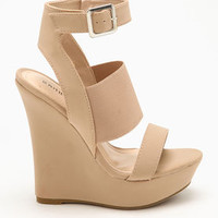 Elastic Band Wedge - LoveCulture