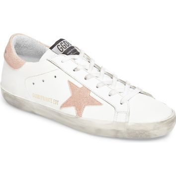 Golden Goose Superstar Low Top Sneaker (Women) (Nordstrom Exclusive) | Nordstrom