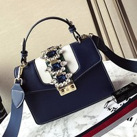 Lovely Blue's Crossbody Bag
