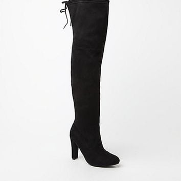Steve Madden Gorgeous Over-The-Knee Stiletto Boot at PacSun.com