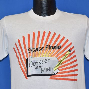 90s Odyssey of the Mind Pennsylvania t-shirt Small