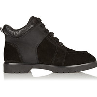 Alexander Wang Kiley suede boots – 55% at THE OUTNET.COM