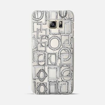 picture frames aplenty transparent S6 Galaxy S6 Edge+ case by Sharon Turner | Casetify