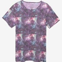 Tavik Kane T-Shirt - Mens Tee - Purple