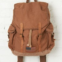 Free People Barbour Steve McQueen Collection Backpack