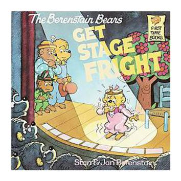 The Berenstain Bears Get Stage Fright ( First Ti... : Target