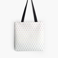 'Knot Star Pattern Autumn' Tote Bag by craftymummy