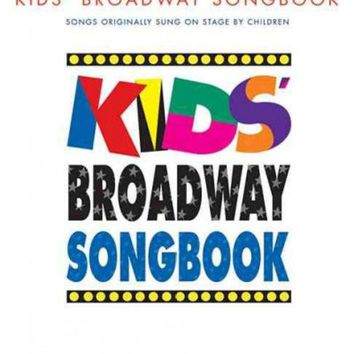 DCCKB62 Kids' Broadway Songbook (Vocal Collection)