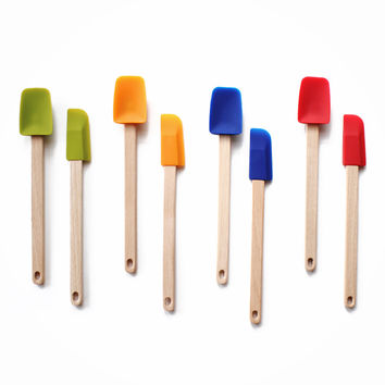 mini spatulas