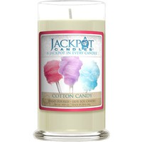Jackpot Candles Cotton Candy Jewelry Candle