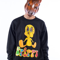 BOOGER KIDS Trippy Crew Black
