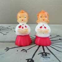 Gurley Candles Gurley Choir Singer Candles Gurley Caroler Candles Holiday Candles Vintage Gurley Holiday Decor Christmas Decor