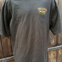 TOMMY BAHAMA CHAIRMAN of the BOARDS Men's T-Shirt XL Cotton TEE Extra Large NICE