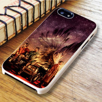 Supernatural Painting Art Horror Tv Series iPhone 6 Case