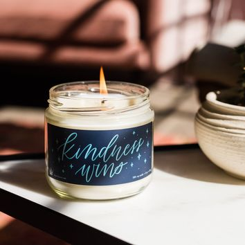 Soy Candle - Kindness Wins
