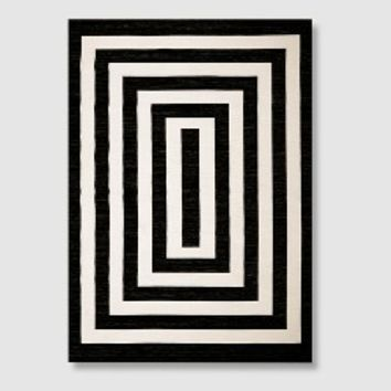 Mitre Stripe Outdoor Rug - Project 62™