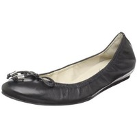 Ivanka Trump Women's Magnoli Hidden Wedge Ballet Flat with Bow