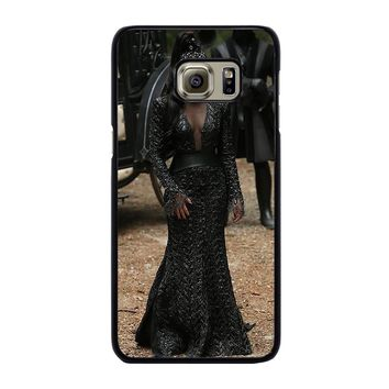 ONCE UPON A TIME EVIL QUEEN Samsung Galaxy S6 Edge Plus Case