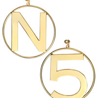NO. 5 EARRINGS
