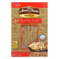 Annie Chun's Maifun Brown Rice Noodles - Case Of 6 - 8 Oz.