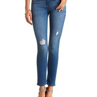 REFUGE SKIN TIGHT DENIM LEGGING