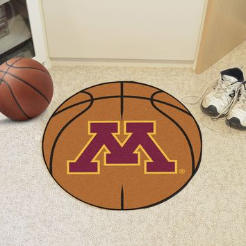 "Minnesota Basketball Mat 27"" diameter"